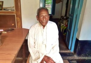 the teacher that built the school by begging from door to door