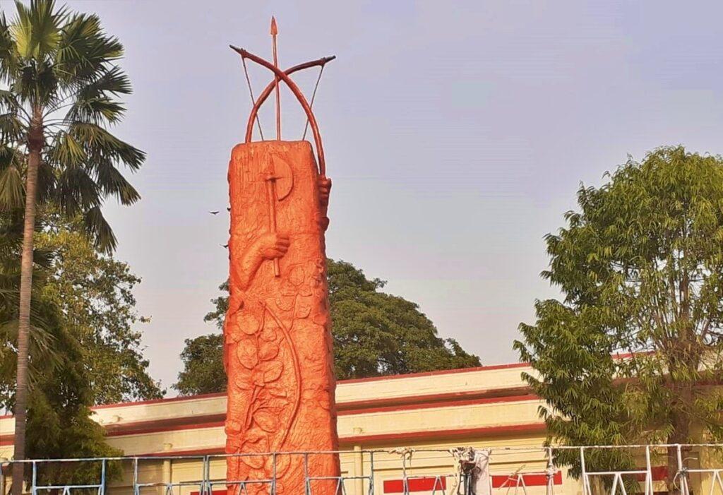 ভারতছাড়ো আন্দোলনের সময় বোলপুর রেলষ্টেশনের এক অলিখিত ইতিহাস