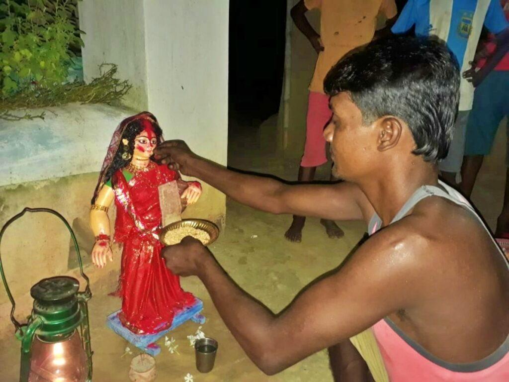 আজ কোথায় 'ভাদু'! এক সময় আমোদপুরেই বসত ভাদু প্রতিযোগিতার আসর