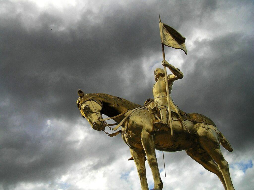 নাইকি যেন ছিলেন গ্রীক দেবী নাইকিরই অবতার