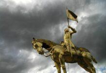 রাজমাতা নাইকি দেবী যেন ছিলেন গ্রীক দেবী নাইকিরই অবতার